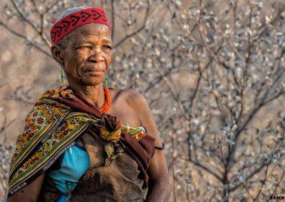 Bush Woman 2