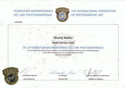 AFIAP Diplom