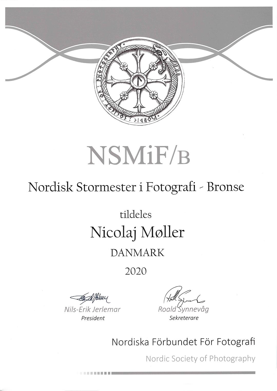 NSMiF/b Titel
